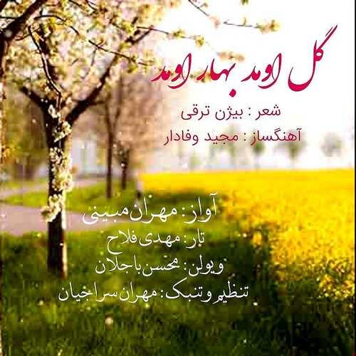 دانلود موزیک جدید مهران مبینی گل اومد بهار اومد