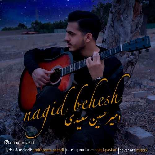 دانلود موزیک جدید مهدی سعیدی نگید بهش
