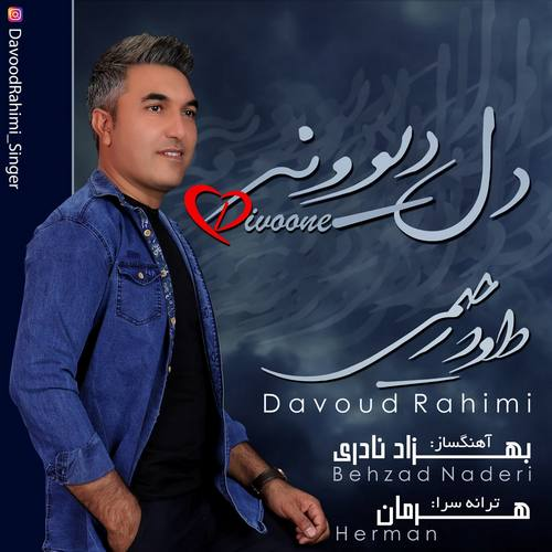 دانلود موزیک جدید داود رحیمی دل دیوونه