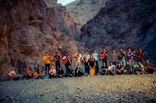 دانلود موزیک جدید آرفا بند جزیره از امین پرور (گیتار ورژن)